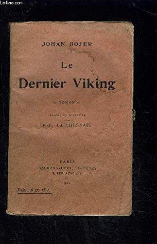 9782702108284: Le Dernier Viking