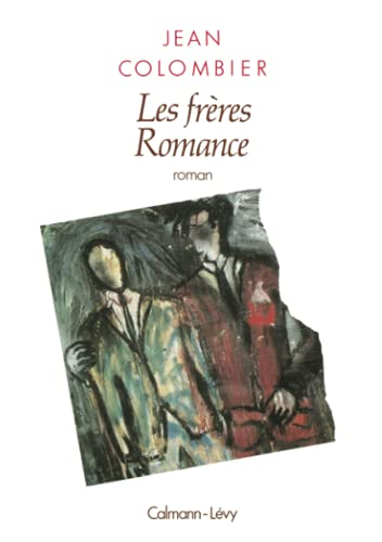 9782702119037: Les freres romance: Roman (French Edition)