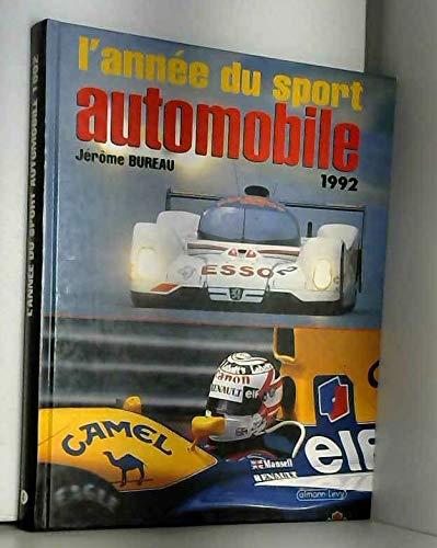 L'année du sport automobile 1992, numéro 4: Bureau, Jérôme
