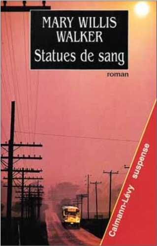 Statues de sang (French Edition) (2702127894) by [???]