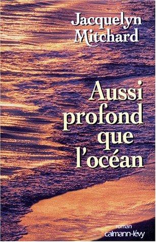 9782702128268: Aussi profond que l'océan