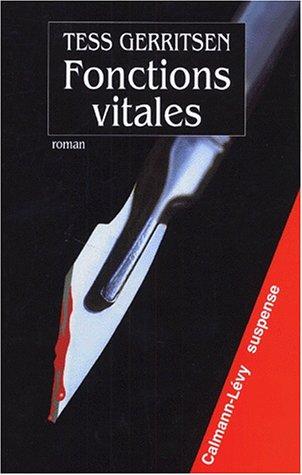 9782702129906: Fonctions vitales