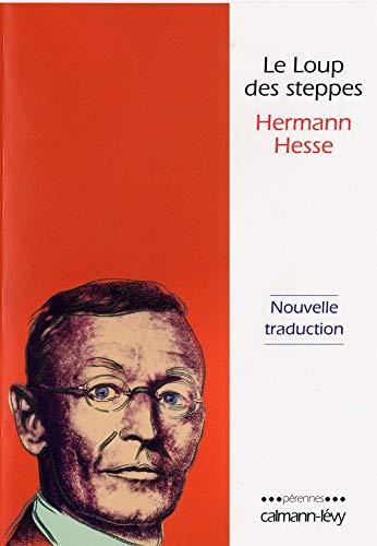 9782702135013: Le Loup des steppes (Pérennes)