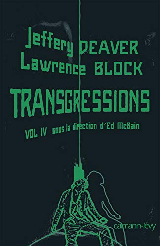 9782702137352: Transgressions : Tome 4 (French edition)