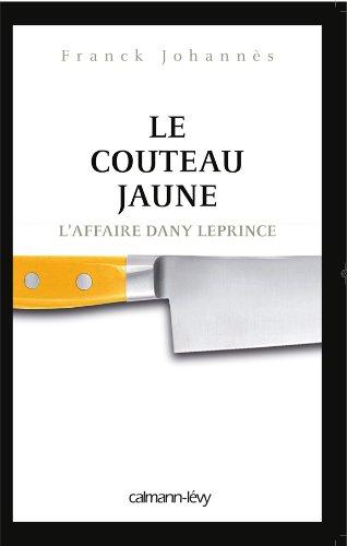 9782702142080: Le Couteau jaune