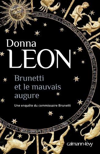 Brunetti et le mauvais augure: Donna Leon