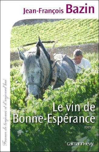 9782702144107: Le Vin de bonne espérance