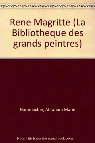 René Magritte: Abraham-Marie Hammacher