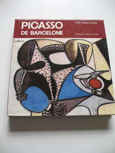 9782702201039: Picasso de Barcelone