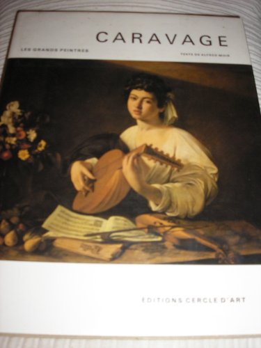 Caravage.: MOIR (Alfred)