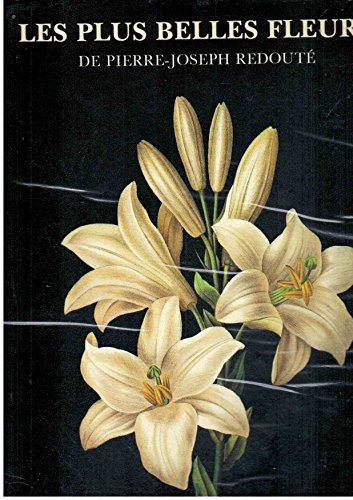 9782702201909: Les plus belles fleurs de pierre-joseph redoute