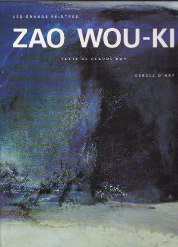 9782702202227: Zao Wou-ki (Les grands peintres)
