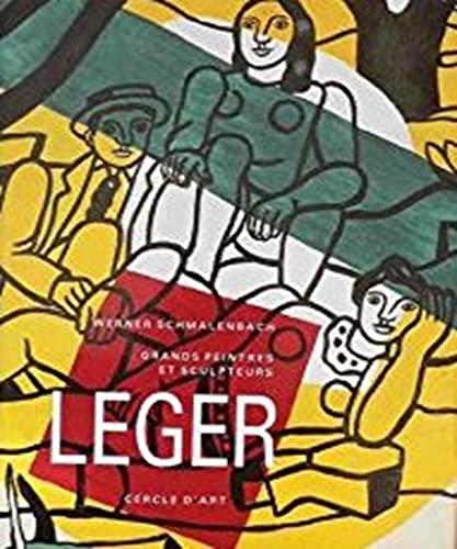Fernand Léger Cercle d'Art: Werner Schmalenbach