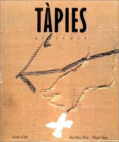 Affiches Antoni TÃ Âpies