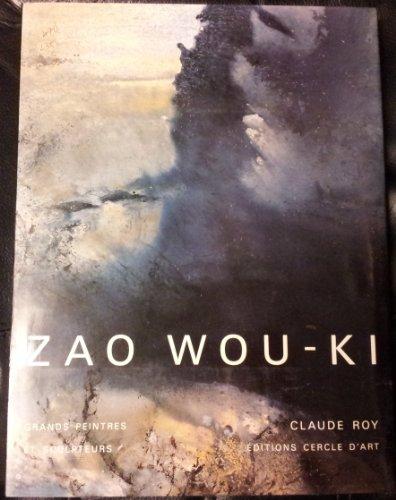 9782702203453: Zao Wou-Ki