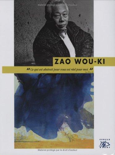 9782702206225: Zao wou-ki (French Edition)