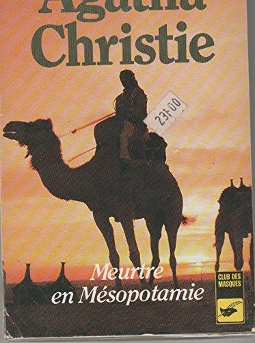 9782702400623: Meurtre en Mésopotamie