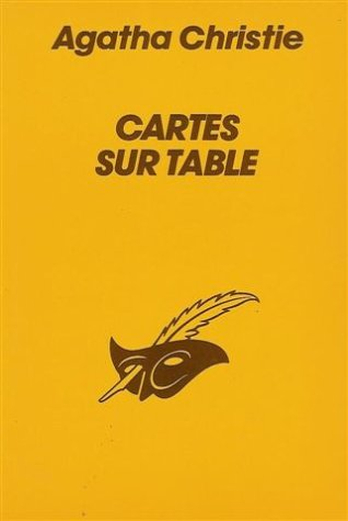 9782702402702: Cartes sur table