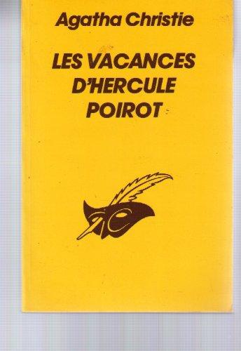 9782702403792: Les vacances d'hercule poirot