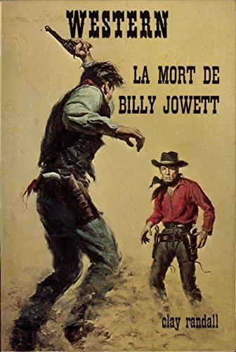 9782702405055: La Mort de Billy Jowett (Western)