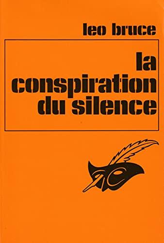 9782702406694: La Conspiration du silence (Le Masque)