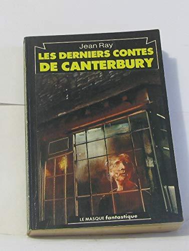 Les Derniers Contes de Canterbury (Le Masque): Jean Ray