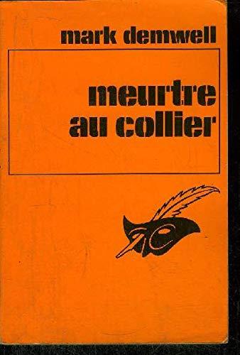 9782702409961: Meurtre au collier (Le Masque)