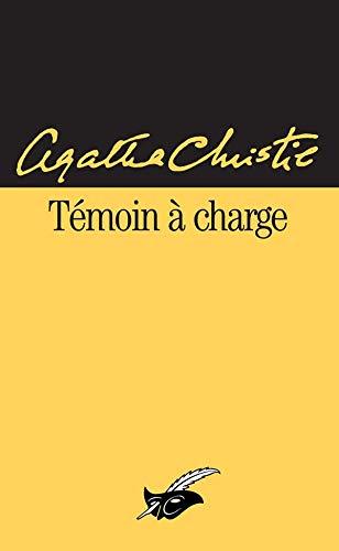 Témoin à charge: Christie, Agatha