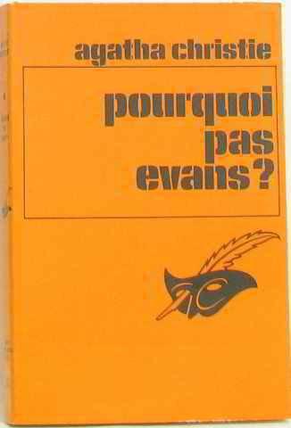 9782702412015: Pourquoi Pas Evans?