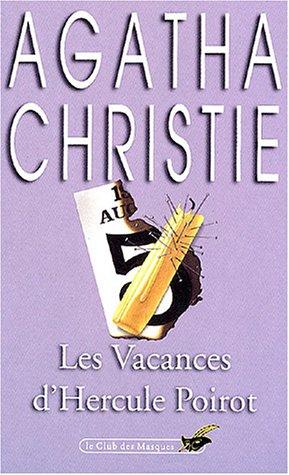 9782702413364: Les Vacances d'Hercule Poirot