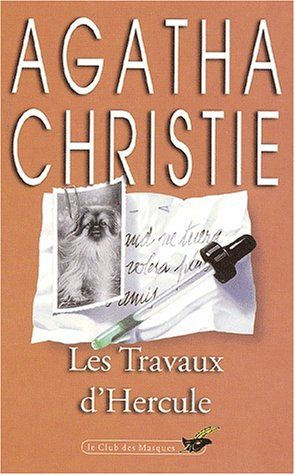 Les travaux d'Hercule (2702413862) by Christie, Agatha