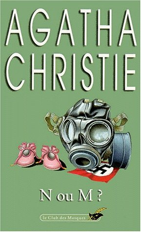 N Ou M? (Club Des Masques) (French: Christie, Agatha