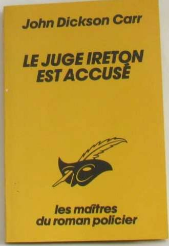 9782702416150: Le juge ireton est accuse