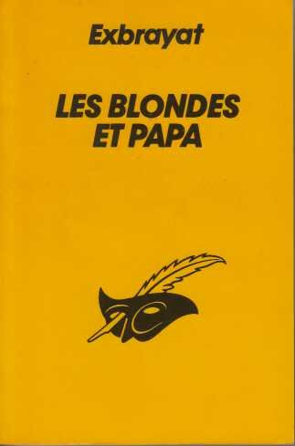 9782702416259: Les blondes et papa