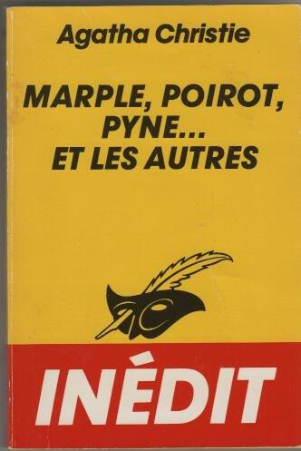 9782702416495: Marple, poirot, pyne et les autres