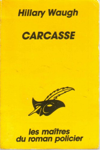 9782702417652: Carcasse