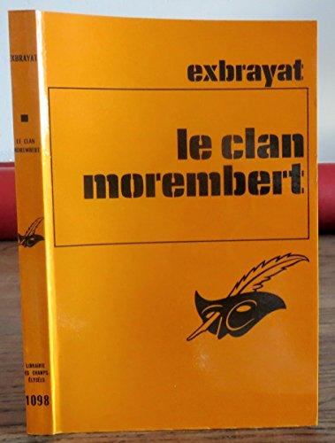 9782702418895: LE CLAN MOREMBERT
