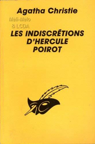 9782702419830: LES INDISCRETIONS D'HERCULE POIROT