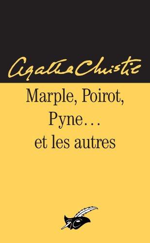 9782702420546: Marple, Poirot, Pyne et les autres
