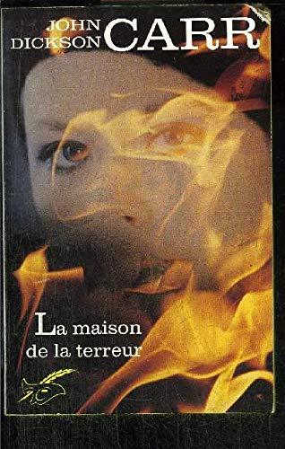 La maison de la terreur (2702421555) by Carr John Dickson