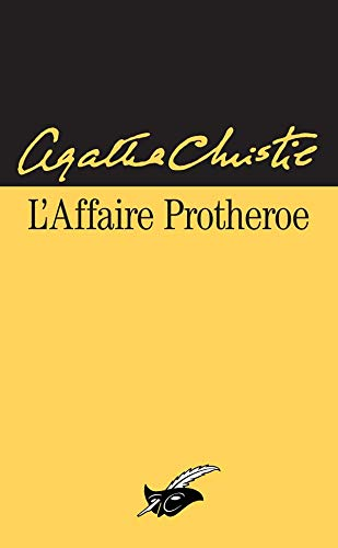 9782702421659: L'Affaire Protheroe