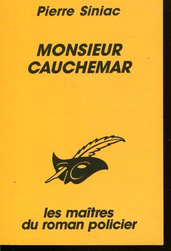 9782702422984: Monsieur Cauchemar