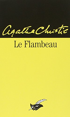 9782702423165: Le flambeau (Masque Christie (1882)) (French Edition)