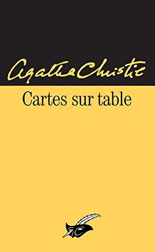 Cartes sur table: Agatha Christie