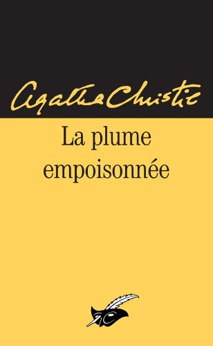 9782702425305: La Plume Empoisonnee (French Edition)