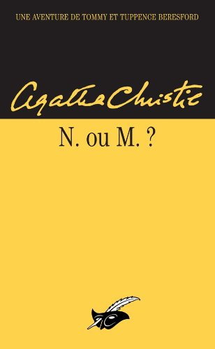 9782702425534: N Ou M ? (French Edition)
