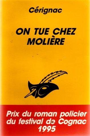 9782702426098: On tue chez Molière