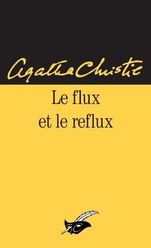 9782702426395: Le flux et le reflux (Masque Christie)