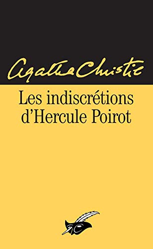 9782702427125: Les Indiscretions D'Hercule Poirot (French Edition)