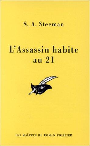 9782702427705: L'Assassin habite au 21